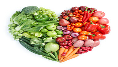 alkaline food heart